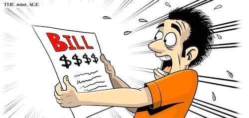 Don't get caught out! Power bills set to spike in January