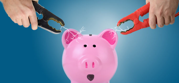 Customers slugged when they switch electricity providers: Study