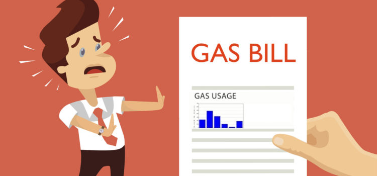 Energy Companies boost Gas Rates as Government focus on Electricity.